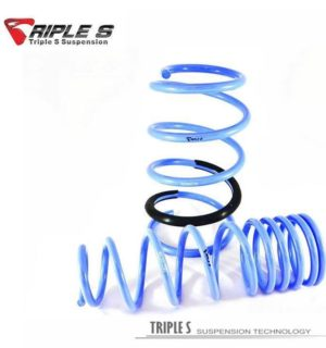 Triple S Suspension Lowering Spring (Volkswagen)