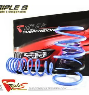 Triple S Suspension Lowering Spring (Mitsubishi)